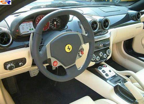 Автозавод Ferrari. ФОТО