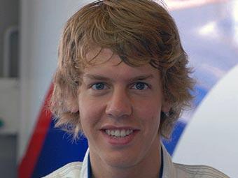 Себастьен Феттель определил рекорд Формулы-1
