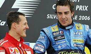 Алонсо и Шумахер убеждены в собственных силах