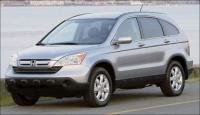 Фото и детали о Хонда CR-V 2007