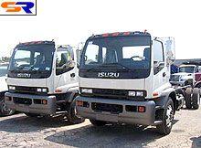 """Компания """"Богдан"""" вводит на рынок свежую модель грузовых автомобилей Іsuzu"""