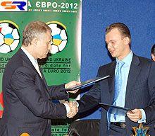 «Торговый дом «НИКО» - формальный подрядчик авто для Федерации футбола Украины