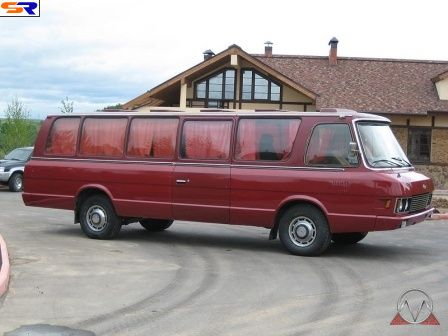 Автобус ЗИЛ. ФОТО