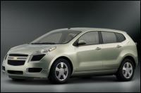 Дженерал Моторс продемонстрировал водородный Chevrolet Sequel