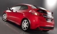 Опубликованы фото Хонда Цивик Type R 2007 года