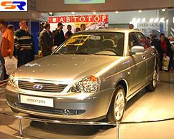 Лада Приора поступит в продажу в середине 2014 г