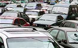 К 2020 году количество авто на Земле увеличится в два раза
