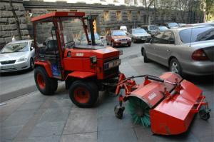 Самый лихой трактор на Украине! ФОТО.