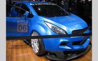 Chevrolet WTCC Ultra дебютировал в Париже