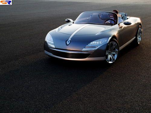 Renault Nepta Concept. ФОТО