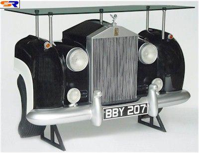 Автомобильная мебель. ФОТО
