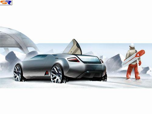 Автомобильное будущее. ФОТО
