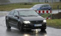 Новый Volkswagen Passat R36 проходит тесты