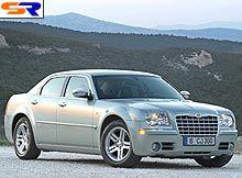 Для Chrysler 300C срок гарантии увеличен до 5 лет