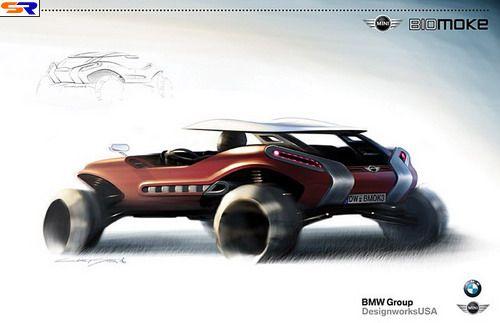 Конкурс налучший дизайн концепт кара. ФОТО