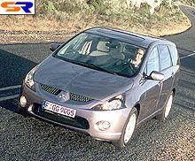В Украине действует специальное предложение на покупку Mitsubishi Grandis