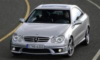 Mercedes-Benz CLK получил более мощный мотор