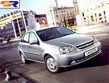 В Украине начало действовать новое предложение на покупку Chevrolet Lacetti и Chevrolet Evanda