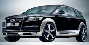 Audi Q7 от Abt: 260 км/ч
