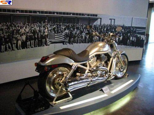 Дом Harley Davidson. ФОТО
