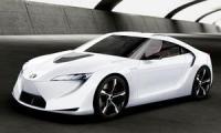 Toyota привезет в Детройт концепт гибридного спорткара