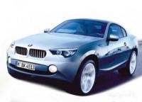BMW готовит кроссовер-купе X4