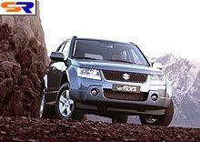 До 31 марта на Suzuki Grand Vitara действует скидка до 10 000 грн.