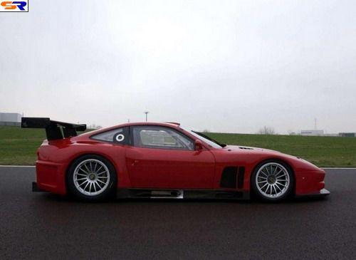 Ferrari E200. ФОТО