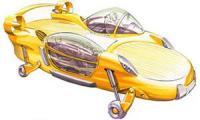 Летающий автомобиль X-Hawk будет стоить 3,5 млн долларов
