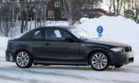 Появились шпионские фото купе BMW 1-Series