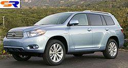 Toyota представила в Чикаго новый Highlander