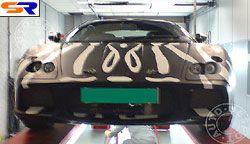 Появились первые фотографии Lotus Esprit 2010 года