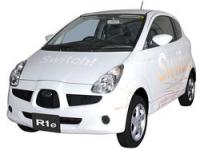 В Женеве покажут новый электромобиль Subaru R1e