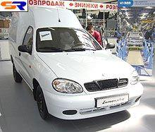 В Украине начались продажи новой комплектации Lanos Pick-up