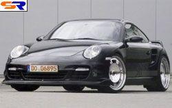 9ff Fahrzeugtechnik выпустило тюнинг-комплект для Porsche 911 Turbo