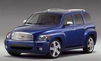 Европейская премьера Chevrolet HHR пройдет в Женеве