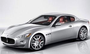 Появились фотографии купе Maserati Mistral 2008