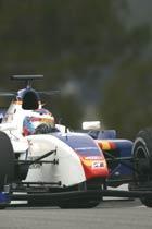 Петров обучается у прежних гонщиков Ф1