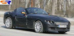BMW готовит к 2009 году замену для Z4