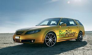 Rinspeed покажет в Женеве Saab 9-5 BioPower