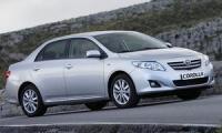 "Тойота Королла и Хонда Legend приобрели 5 ""звезд"" по EuroNCAP"