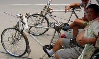 Велорикш Нью-Йорка обязали проходить технический осмотр