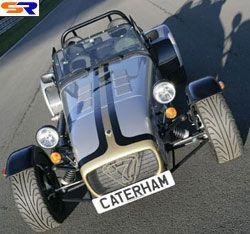 Caterham сделала спецвыпуск Lotus 7