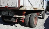 В Соединенных Штатах на автотрассе обнаружили кинутый грузовой автомобиль с 3 т конопли