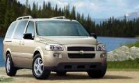 Chevrolet снимает с конвейера Uplander и готовит новый кроссовер