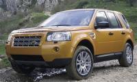 Британцы назвали Land Rover Freelander 2 лучшим компактным SUV