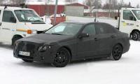Появились шпионские фото нового поколения Mercedes-Benz E