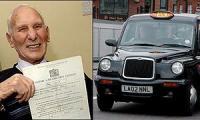 В Великобритании вознаградили самого бывшего таксиста