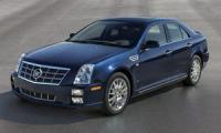 General Motors представляет формальные фото Кадиллак STS 2008