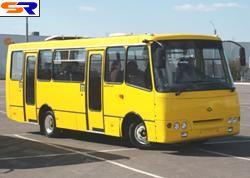 На Украине планируют упразднить льготы для пожилых людей в маршрутках - автомобильный салон